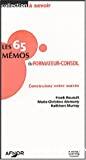 Les 65 mémos du formateur-conseil
