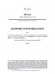 Rapport d'information fait au nom de la commission de la culture, de l'éducation et de la communication par la mission d'information sur les conséquences de la baisse des contrats aidés dans le secteur associatif