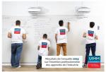 UIMM : résultats de l'enquête 2019 sur l'insertion professionnelle des apprentis de l'Industrie
