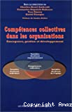 Compétences collectives dans les organisations