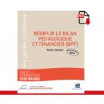 Remplir le bilan pédagogique et financier (BPF)