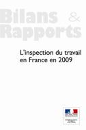 L'inspection du travail en France en 2009
