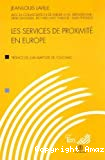 services de proximité en Europe (Les)