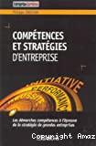 Compétences et stratégies d'entreprise