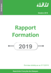 Rapport formation 2019