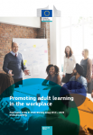 Promoting adult learning in the workplace