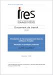 L'évaluation de l'accompagnement dans les politiques d'emploi