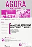 Animateurs : formations, compétences et valeurs