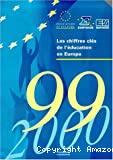 Les chiffres clés de l'éducation en Europe