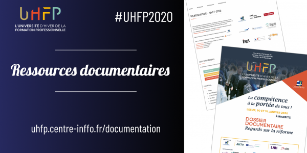 Ressources documentaires - UHFP 2020
