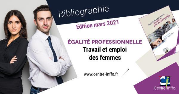 Egalité professionnelle - Travail et emploi des femmes
