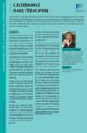 Synthèse de l'étude du Cese  l'alternance dans l'éducation - application/pdf