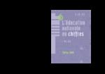 L'Education nationale en chiffres - édition 2009