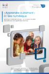 Apprendre autrement à l'ère numérique Livret - application/pdf