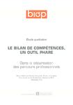 Le bilan de compétences, un outil phare dans la sécurisation des parcours professionnels - application/pdf