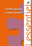 Certifications, mode d'emploi - application/pdf
