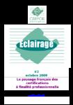 Le paysage français des certifications à finalité professionnelle