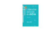 L'Education nationale en chiffres - édition 2010