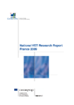 National_VET_Research_Report_France_2009.pdf - application/pdf