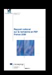 Rapport national sur la recherche en FEP France 2009