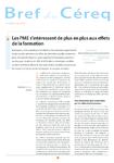 Les PME s'intéressent de plus en plus aux effets de la formation - application/pdf
