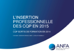 L'insertion professionnelle des CQP en 2015