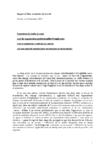 Proposition de feuille de route pour les organisations professionnelles d'employeurs et les organisations syndicales de salariés vers une nouvelle structuration des branches professionnelles. Rapport à Madame la ministre du Travail
