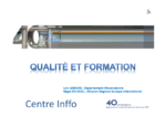 Qualité et formation - 20160401 - application/pdf