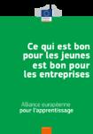 Ce qui est bon pour les jeunes est bon pour les entreprises : Alliance européenne pour l'apprentissage [Novembre 2015]