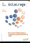 Des outils d'information à l'usage des professionnels de l'AIO