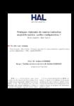 Pratiques régionales de contractualisation emploi-formation, quelles configurations ?