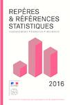 RERS - Repères et références statistiques sur les enseignements, la formation et la recherche : édition 2016