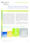 Développement professionnel des enseignants et formateurs de l'EFP