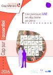Les parcours VAE en Aquitaine en 2015