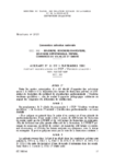 Avenant n° 11 du 3 septembre 2008 portant modifications du CQP « Vendeur qualifié »
