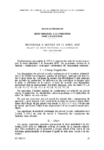 Protocole d'accord du 28 avril 2005 relatif au droit individuel à la formation