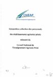 convention collective des personnesl des établissements agricoles privés - application/pdf