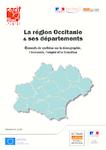La région Occitanie et ses départements