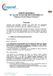 Charte nationale de la certification professionnelle