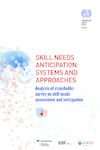 Skill needs anticipation : systems and approaches