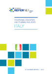 Italy : VET [Vocational Education and Training] in Europe - country report 2016