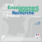 L'état de l'Enseignement supérieur et de la Recherche en France - 2018 - application/pdf