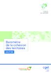 [Annexes] Consultez également les indicateurs du Baromètre de la cohésion des territoires - Juillet 2018  - URL