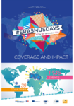 Erasmusdays 12th and 13th of October 2018 : coverage and impact
