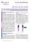 Mettre le cap sur l'avenir: aider à adapter l'enseignement et la formation professionnels pour l'avenir : activités du Cedefop 2018-2019