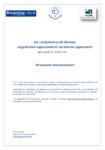 Les compétences de demain, organisation apprenante et société des apprenants, université Paris-Dauphine, 10 avril 2019