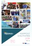 Rapport d'activité 2018 [de l'Agence Erasmus + France Education & Formation]: résultats Erasmus + 2014 - 2018