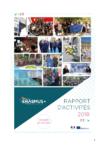 Rapport d'activité 2018 [de l'Agence Erasmus + France Education & Formation]: dossier de presse