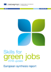 CEDEFOP - Skills for green job - application/pdf