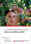 La formation professionnelle en Suisse : faits et chiffres 2019 - URL